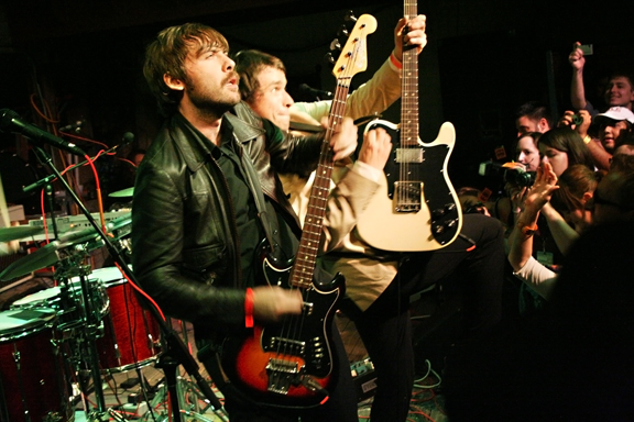 Peter Bjorn and John play SXSW 09